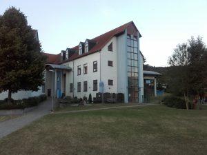 Dorfgemeinschaftshaus und Brunnenplatz, 2016