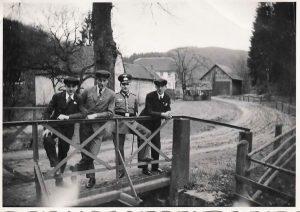 Neujahrswanderung 1937 am Petershammer